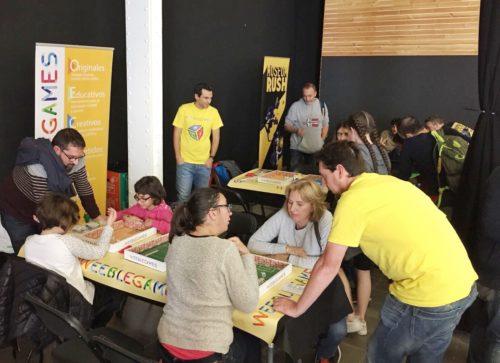 Estuvimos en la Feria de Juegos DAU de Barcelona